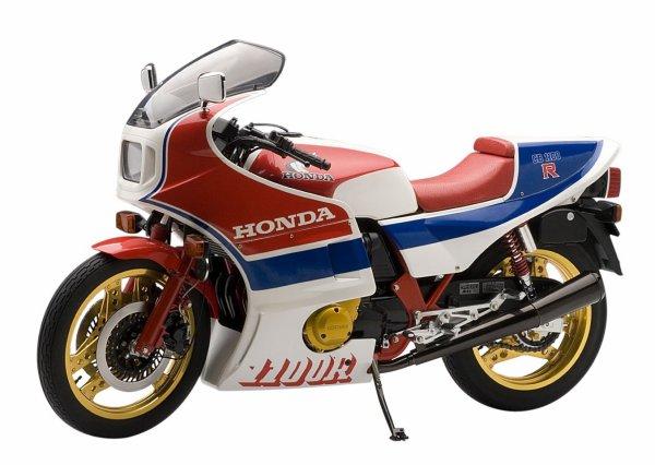 HONDA CB 1100 R en maquette : bravo pour les couleurs !