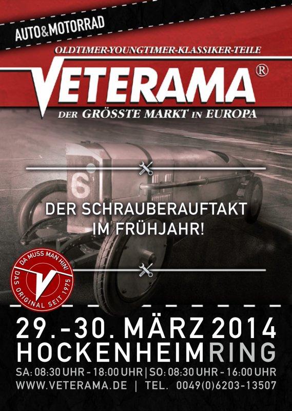 Bourse Veterama Hockenheim