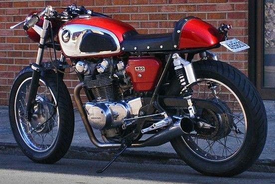 Café Racer Honda