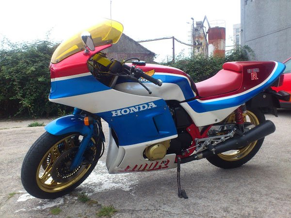 Peinture perso pour Honda cb 1100 r
