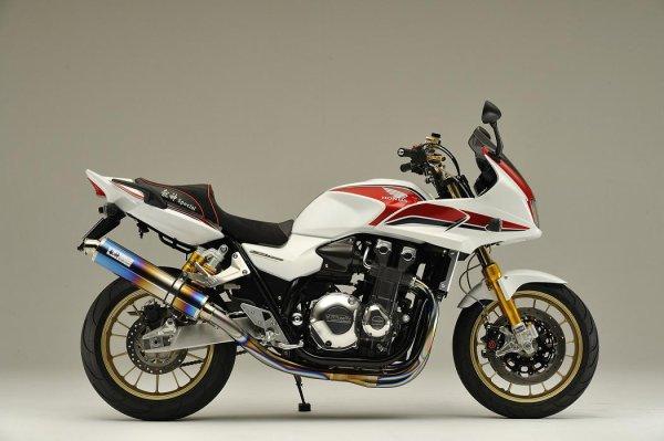 Honda CB 1300 by Riujin