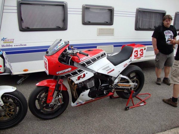 Yamaha FJ 1200 Superbike