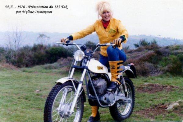 La moto au Féminin