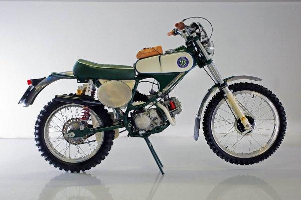 Enduro néo-rétro : moto bylot