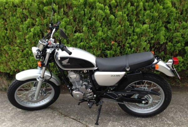 Honda CB 223 S