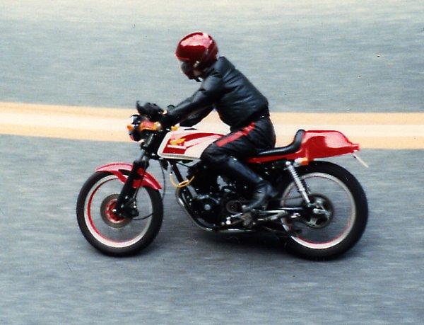 honda cb 250 rs Café racer