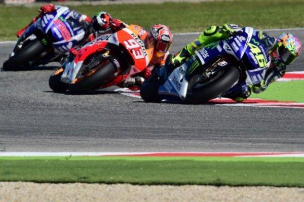 Valentino Rossi Vice champion du monde à 35 ans : toujours la même motivation !!!!