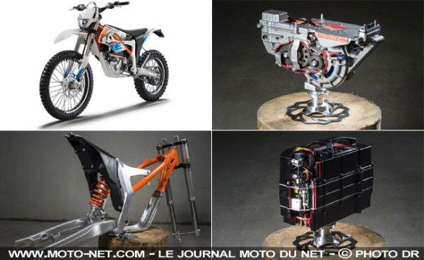 La KTM 350 Freeride électrique arrive !!!!!
