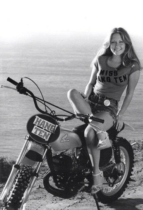 Sexy motos