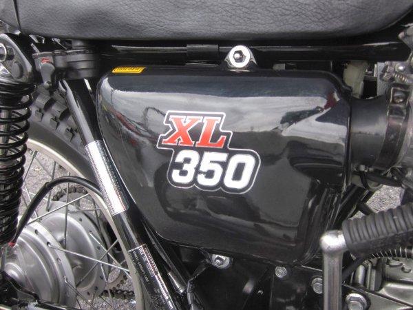 HONDA 350 XL