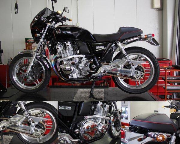 hONDA CB 1100