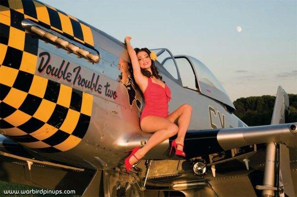 Avions sexy