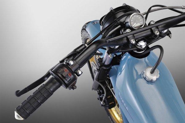 La LUCKY PUNK de super motor company arrive quand ? (marque néerlandaise)