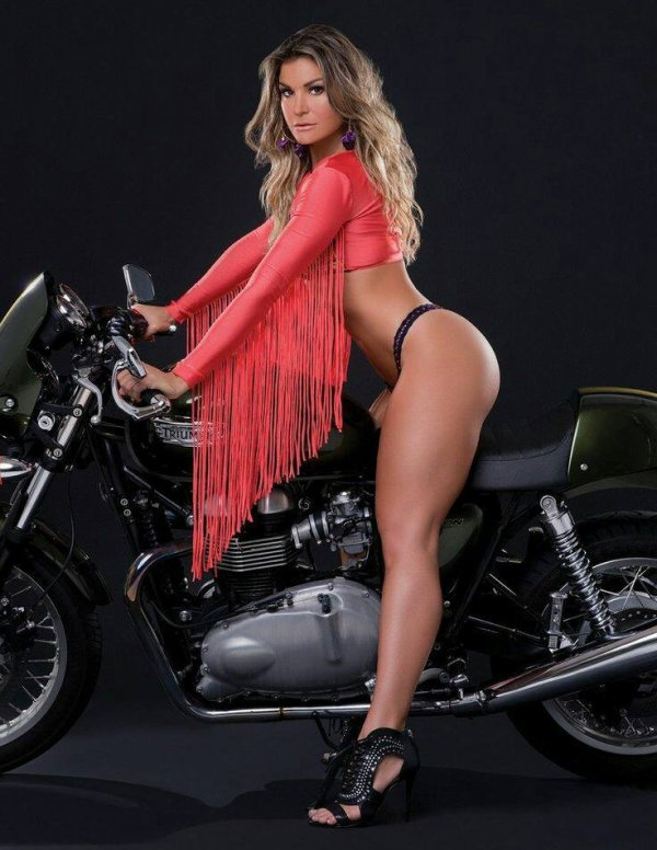BABES AND BIKES