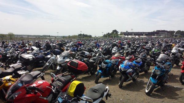 Le mans 2016 : ou est ma moto ?