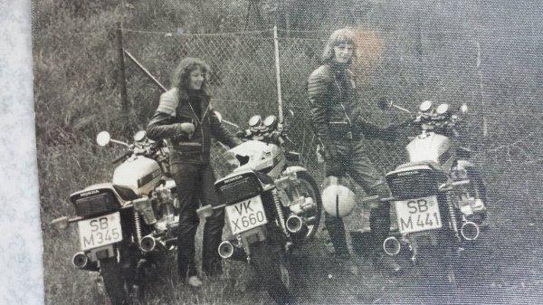 1979 : 8h du Nurbrugring en 500 XT en rêvant dejà de la 900 bol dor