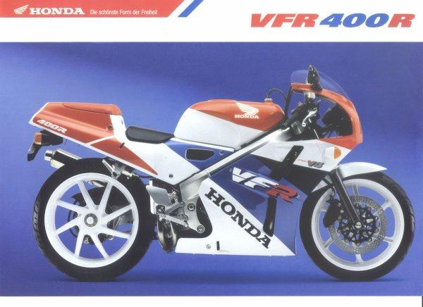 VFR 400 NC 30