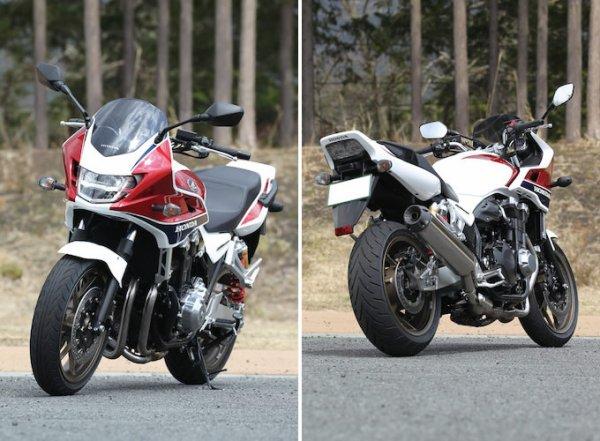 honda cb 1300  (JAPON)