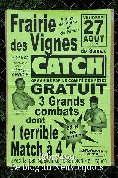 Gala de Les Vignes de Sonnac !!! Vendredi 27 Août 2010 !!!