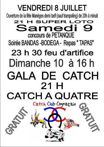 Gala de Saint Martial de Valette (24) !!! Dimanche 10 Juin 2011 !!!