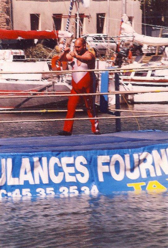 Gala sur l'Eau de Mortagne sur Gironde !!! 2005 !!!