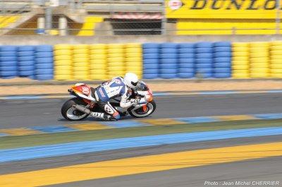 Pré Mans avec AM moto racing