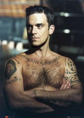Ses Tatouages Le Meilleur De Robbie Williams
