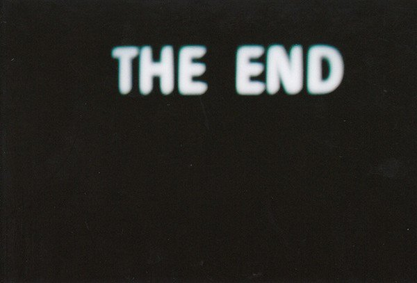 This is the end. Beautiful friend. This is the end. My only friend, the end ...