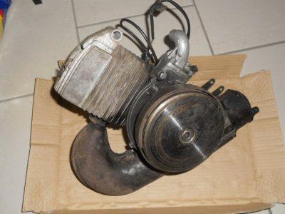 acquisition du jour : moteur 51