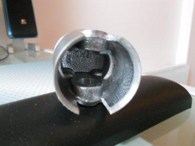 Préparation du piston pour le 103