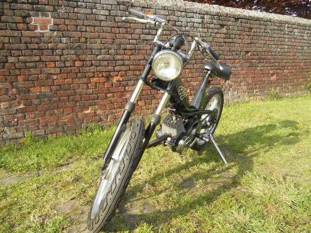 Changement de guidon sur la motobec 41 : VOTRE AVIS