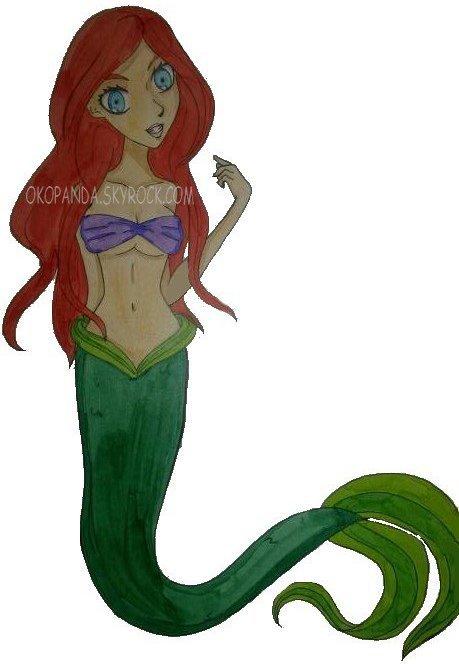 DESSIN10: Ariel