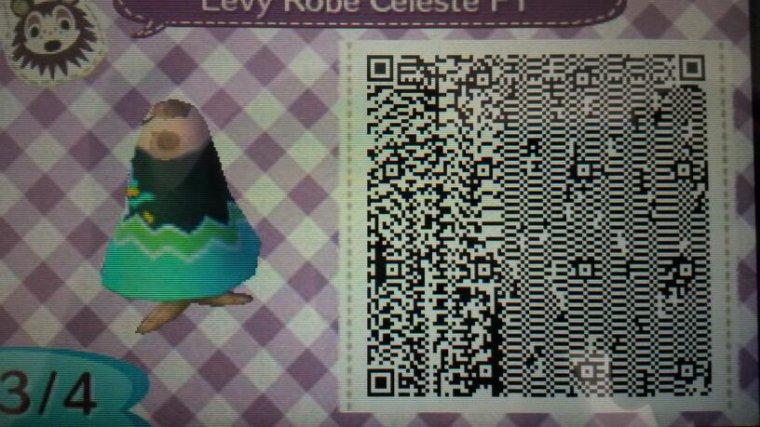 HS: QRcodes pour ACNL et pokémon ROSA!