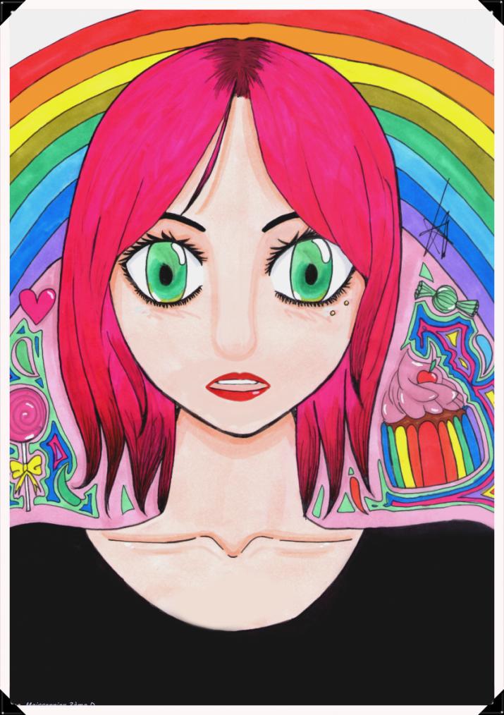 DESSIN26: Colored World