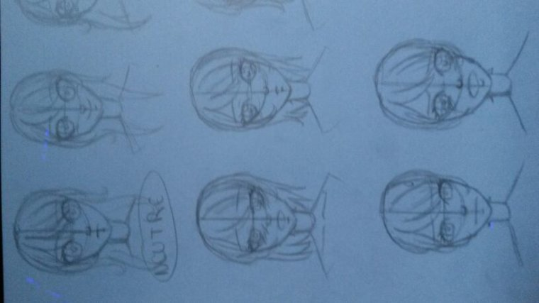 DESSIN42: travail des expressions