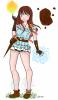 DESSIN61: Tatsuki le retooour