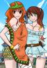 DESSIN62: Vanalya et Tatsuki :3
