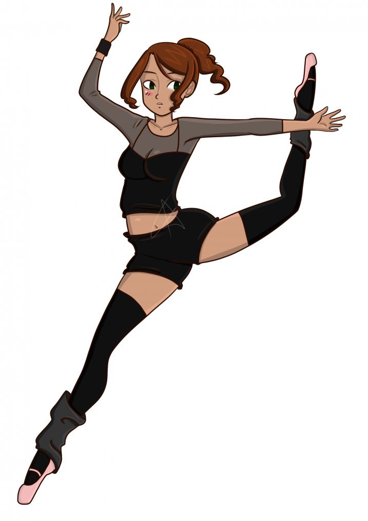 DESSIN71: Dancing