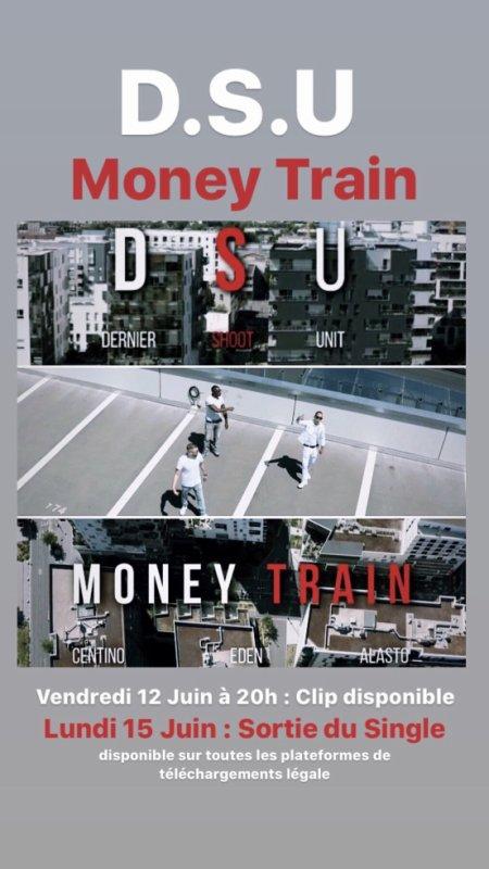 "D.S.U ""Money Train"""