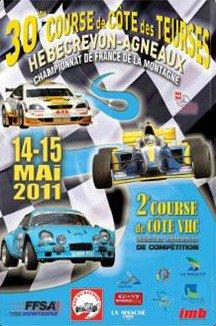 4° Manche du Championnat de France de la Montagne à Hébécrevon