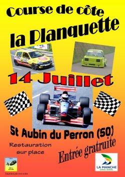 Course de Côte de La Planquette - 14 Juillet