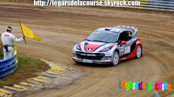 Rallycross de Kerlabo-Cohiniac - 23 & 24 Juillet 2011
