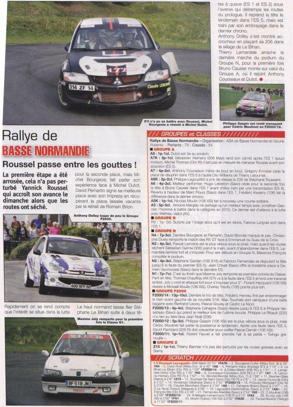 Compte Tours Magazine - Août  2011