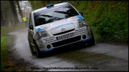 14° Rallye Régional de Normandie Beuzeville - 6 Novembre 2011
