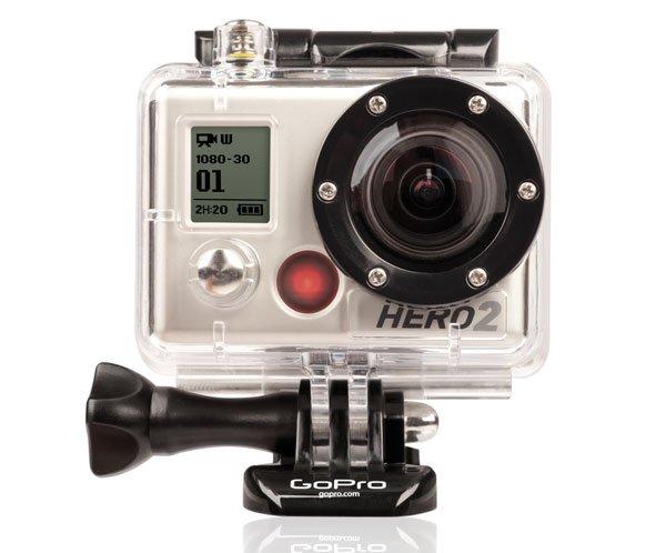 Nouvelle caméra pour 2012