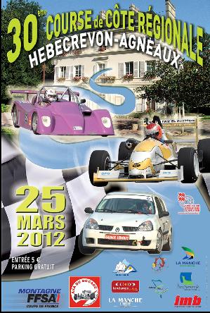 Avant course n°3-2012