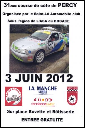 Avant course n°7-2012