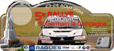 Rallye Régional de Saint Germain la Campagne