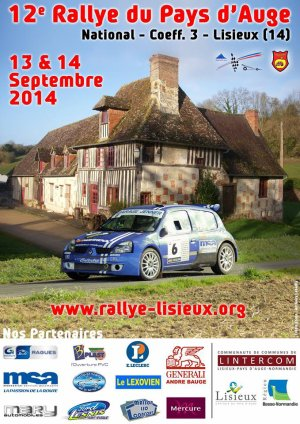 Rallye National du Pays d'Auge