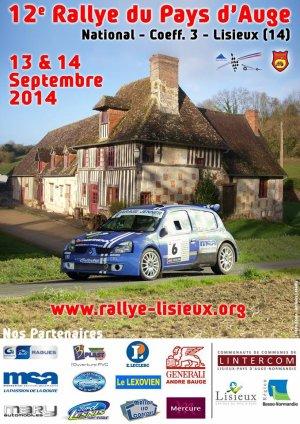 Rallye National du Pays d'Auge